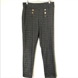 ALVIN VALLEY Plaid pants size 8